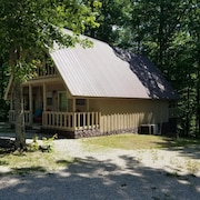 Nice 2 BR Cabin Near Cave Run Lake