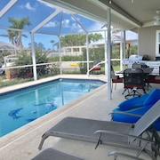 Water Front Beautiful 3 Bedroom Pool Home