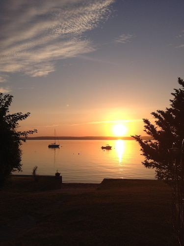 Great Place to stay Cozy New England Beach Cottage With Private Beach & Boat Ramp, Incredible Views near Portsmouth