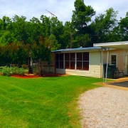 Lodging at the Best on Reelfoot Lake at the Bayou Bungalow