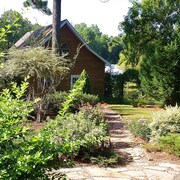 Tifton, GA - Shalom House B&B - Cabin in Peaceful Setting