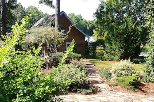 Check Expedia for Availability of Tifton, GA - Shalom House B&B - Cabin in Peaceful Setting