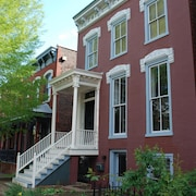 Downtown Richmond Hideaway! Historic Jackson Ward