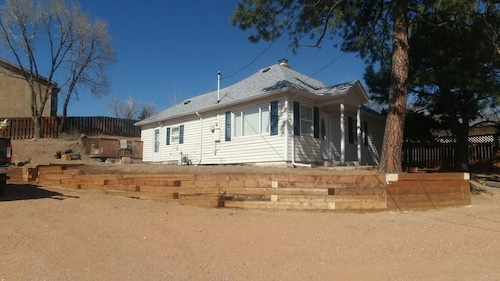 Check Expedia for Availability of Peak View Cottage Overlooking Old Colorado City