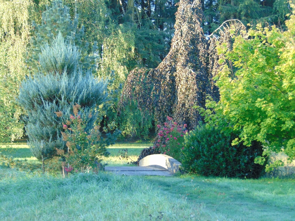 Property Grounds, Scenic Willamette Valley Location; Peaceful Country Retreat