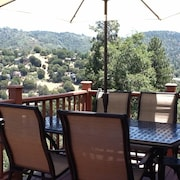 Beautiful Views!~near Lake Gregory~a/c~gorgeous Views~pool Table, Wifi