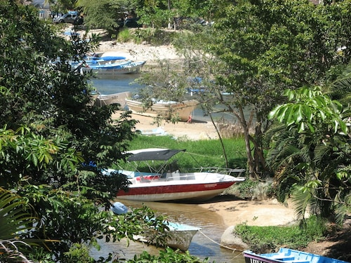 Stunning River Valley Touching the Bay of Banderas.family Friendly