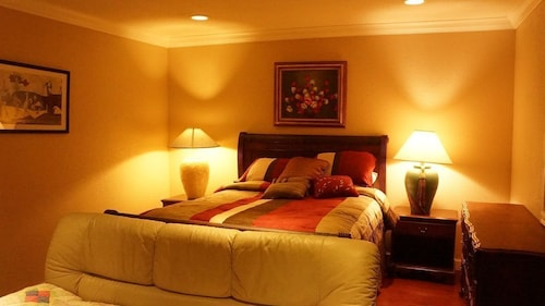 Great Place to stay Modern Comfort 4/2.5 In Evergreen near San Jose
