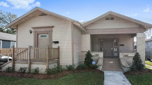 Great Place to stay Myrtle ST Manor 3br/2ba Sleeps 6! near New Orleans