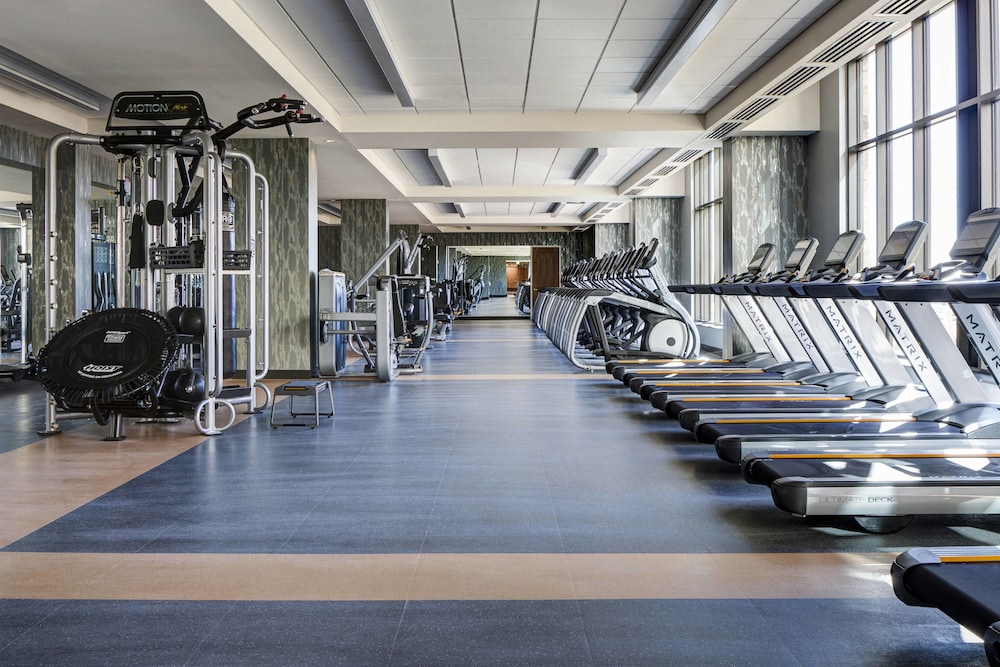 Gym, Gaylord Rockies Resort & Convention Center