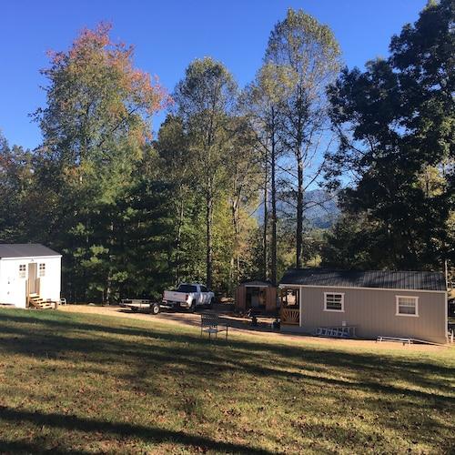 South Holston River Cabin Rentals 940 Bullock Hollow, Bristol TN