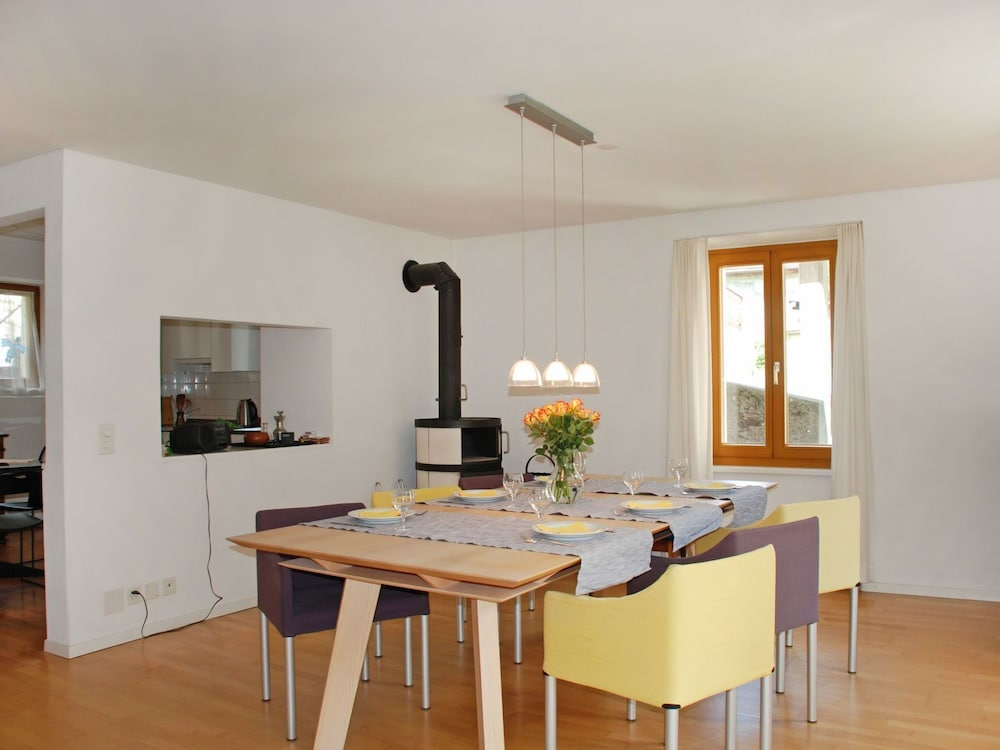 Private Kitchen, Beautiful apartment for 6 people with balcony and parking