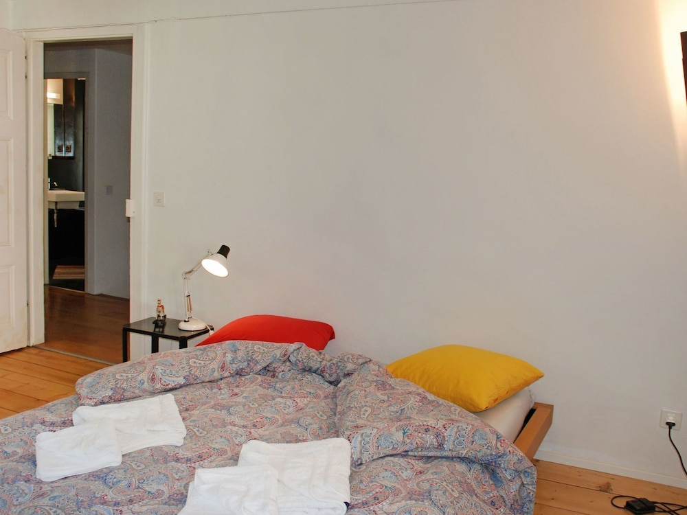 Room, Beautiful apartment for 6 people with balcony and parking