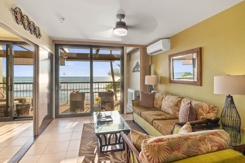 Waterfront Retreat w/ a Furnished Balcony, Incredible View, & a Shared Pool