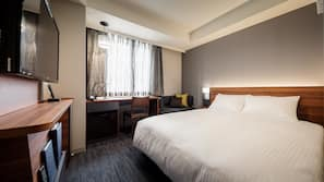 In-room safe, free WiFi, bed sheets, wheelchair access