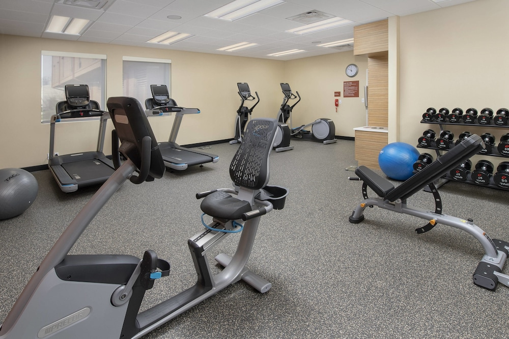 Fitness Facility, TownePlace Suites by Marriott College Park