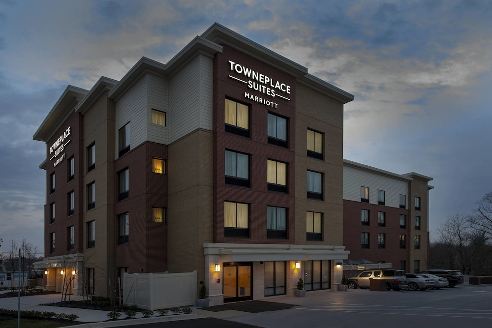 Exterior, TownePlace Suites by Marriott College Park