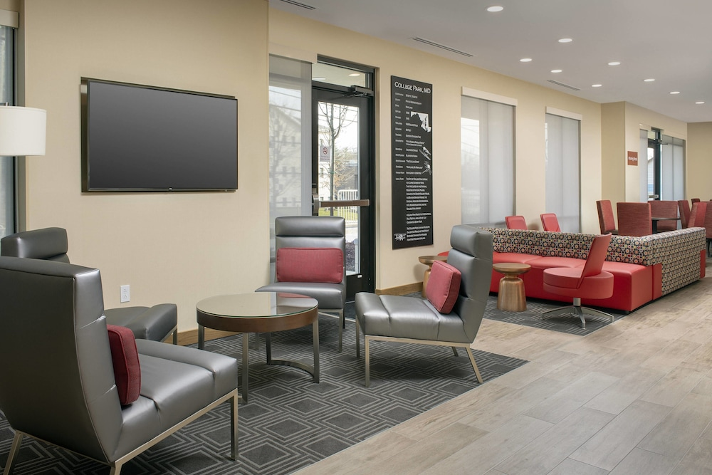 Lobby, TownePlace Suites by Marriott College Park