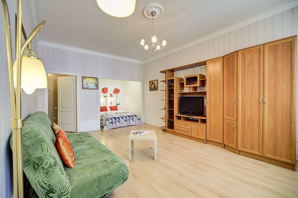 Welcome Home Apartments Moyka 14 3 0 Out Of 5 View From Hotel Featured Image Guestroom