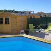 Villa With 4 Bedrooms in Sallèles-d'aude, With Private Pool and Enclosed Garden - 25 km From the Beach