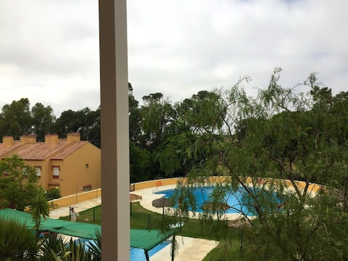 Apartment With 2 Bedrooms in Isla Cristina, With Pool Access and Furnished Terrace - 800 m From the Beach