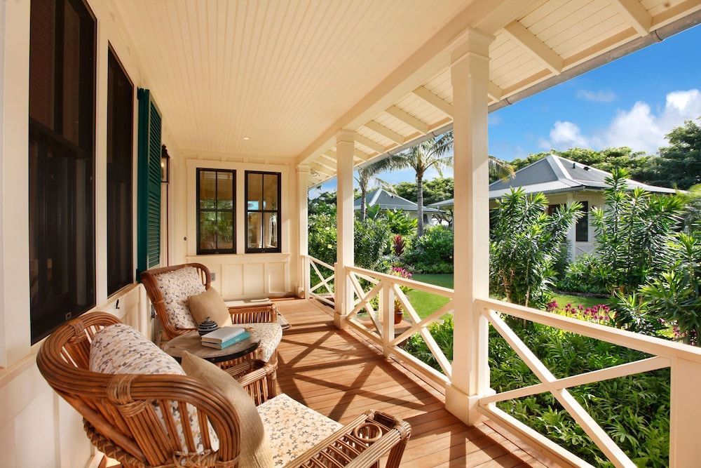 Balcony, The Lodge at Kukui'ula