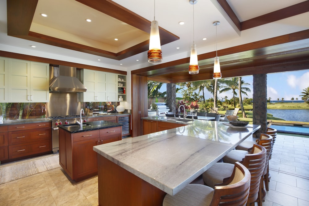 Private Kitchen, The Lodge at Kukui'ula