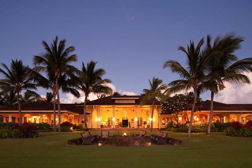 Lobby, The Lodge at Kukui'ula