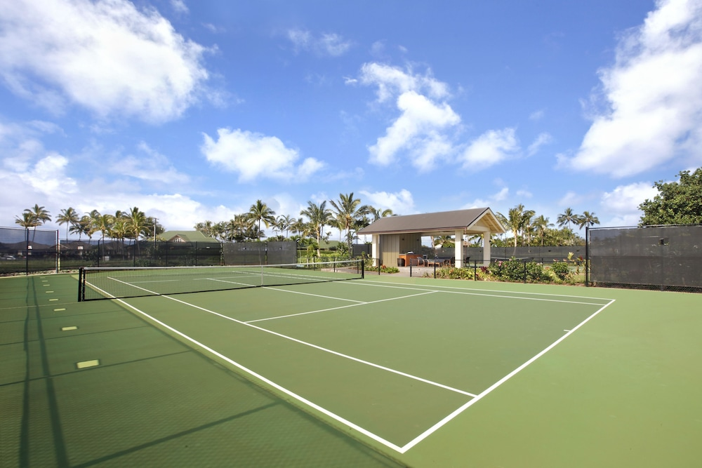 Tennis Court, The Lodge at Kukui'ula
