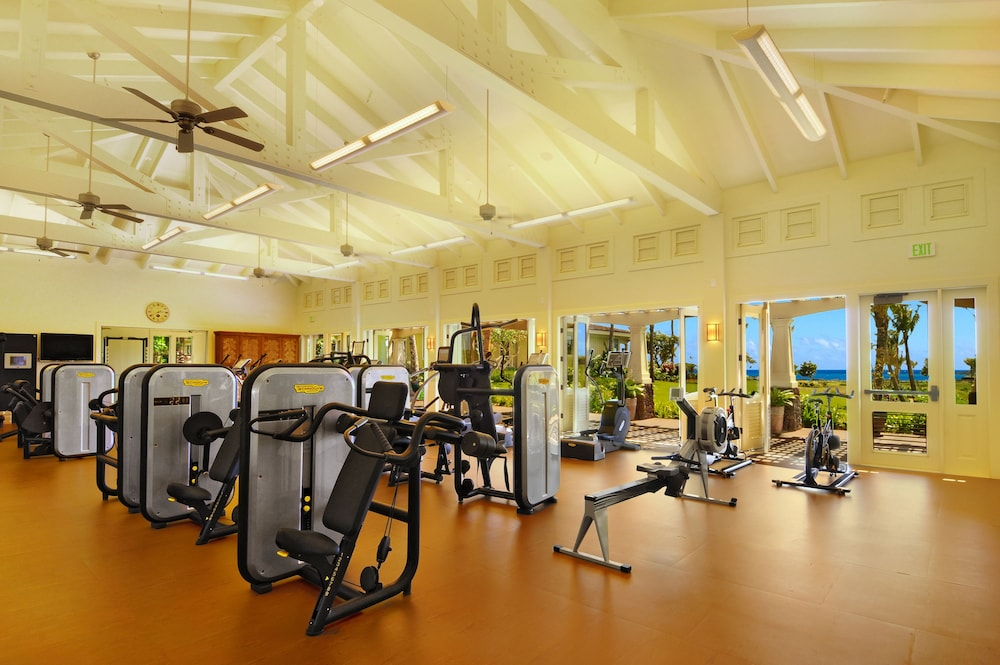 Gym, The Lodge at Kukui'ula