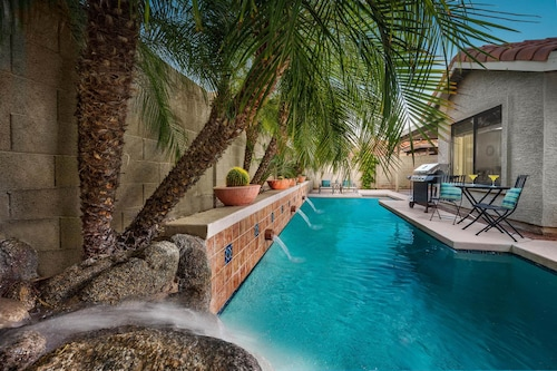 NEW Listing! Dog-friendly Home W/pool, Backyard Oasis-near Golf, Shops & Dining