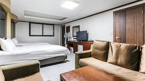 Individually furnished, free WiFi