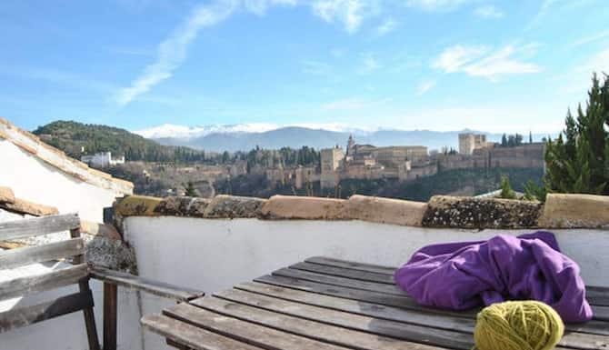 Apartment Albayzin View To Alhambra In Granada Expedia