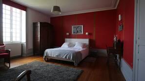 1 chambre, literie de qualité supérieure, matelas Select Comfort