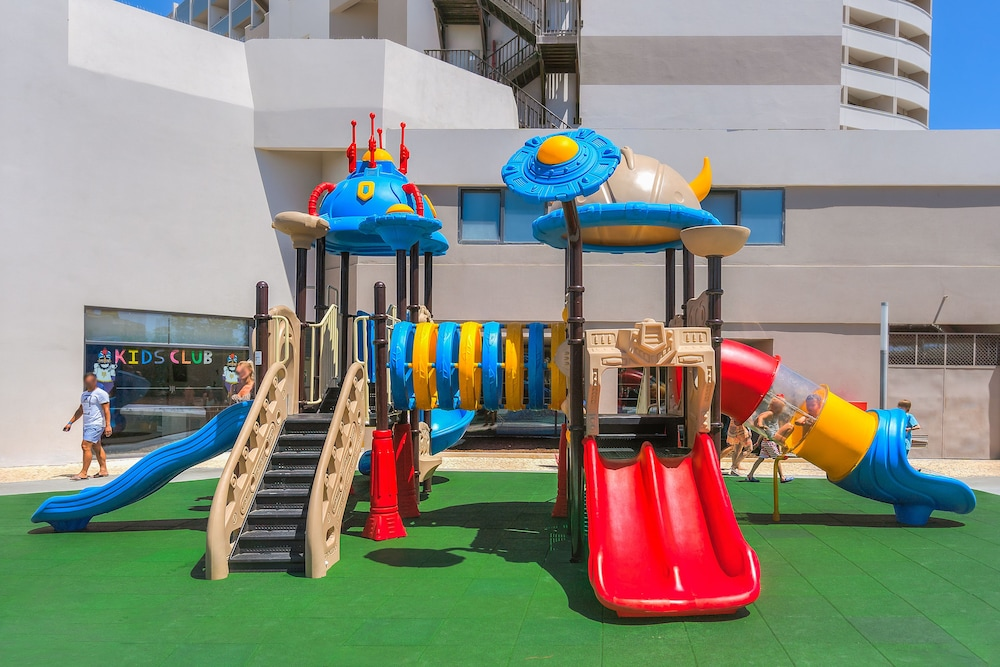 Children's Play Area - Outdoor, Jupiter Albufeira Hotel - Family & Fun