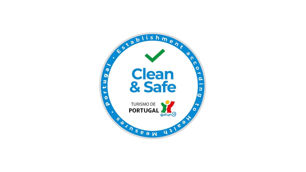 Cleanliness badge, Jupiter Albufeira Hotel - Family & Fun