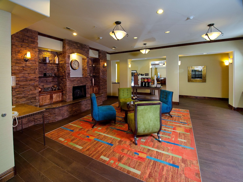 Reception, Hampton Inn & Suites Gallup