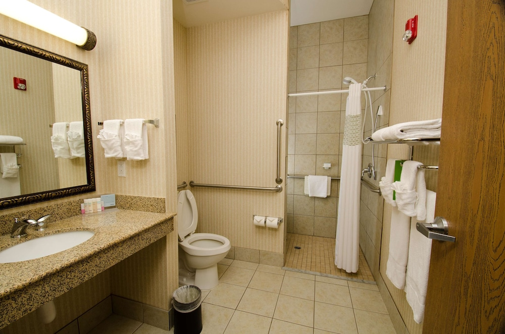 Bathroom, Hampton Inn & Suites Gallup