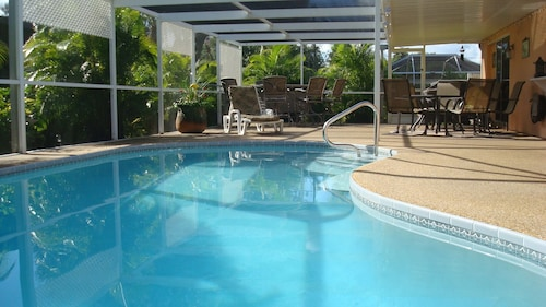 Southern Exposure, Solar Heated Pool, Pool Table