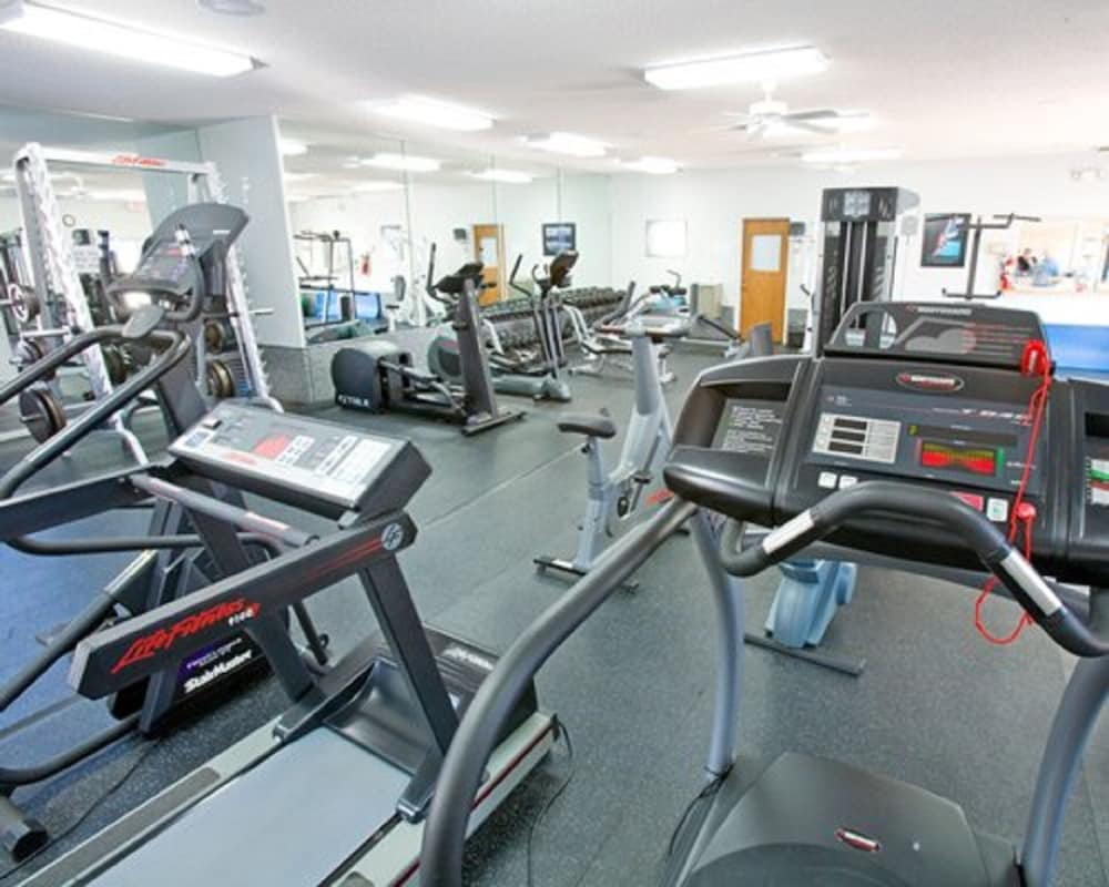 Fitness Facility, Presidential Suites at the Plantation Resort, 3 Bedroom Suite