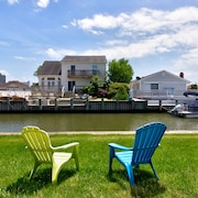 NEW Listing! Family-friendly, Waterfront Condo w/ Patio, Shared Pool & bay View
