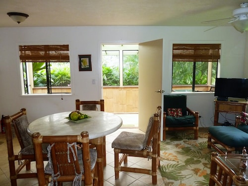 Located Between Hana Town and Hamoa Beach, Private, Family-friendly