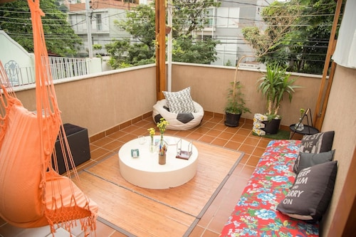 OBA 12 - Cozy Bedroom - Vila Madalena