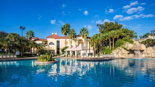 5 Sheraton Vistana Resort, 2br/2ba, Close to Disney/universal, Many Amenities