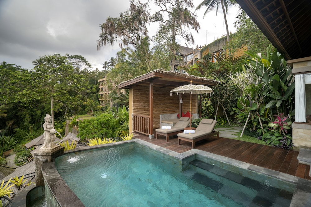 Outdoor Pool, The Kayon Jungle Resort by Pramana