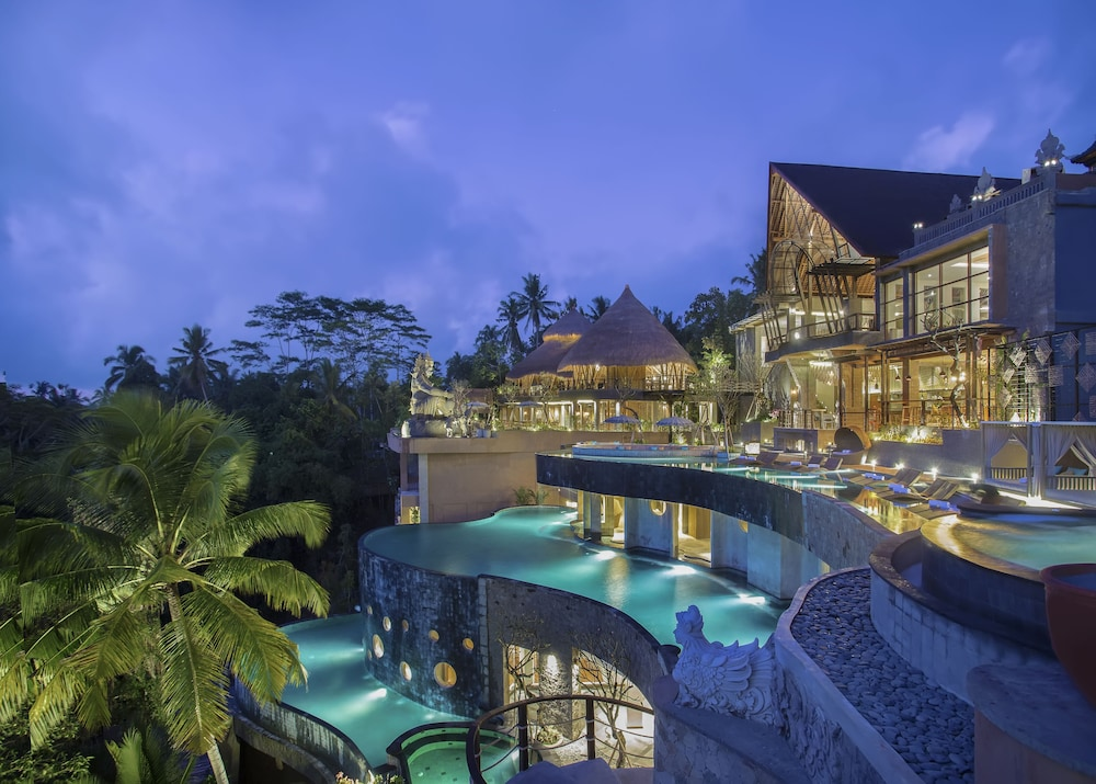 The Kayon Jungle Resort Ubud: 2019 Room Prices $306, Deals & Reviews
