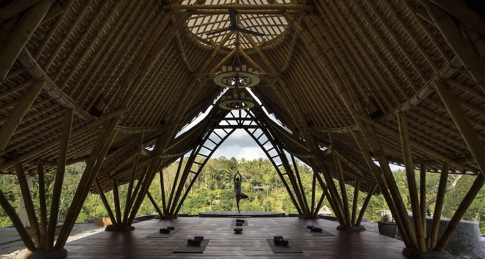 Yoga, The Kayon Jungle Resort by Pramana