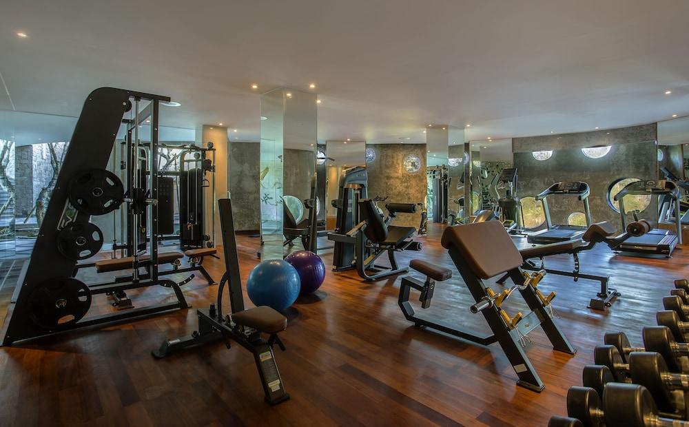 Fitness Facility, The Kayon Jungle Resort by Pramana