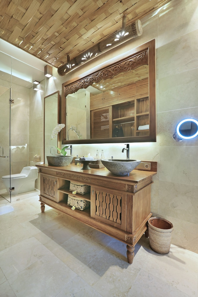 Bathroom Amenities, The Kayon Jungle Resort by Pramana
