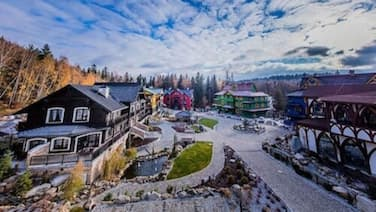 Norweska Dolina Luxury Resort